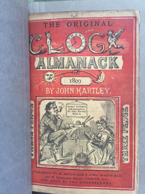 Image for The Original Clock Almanack