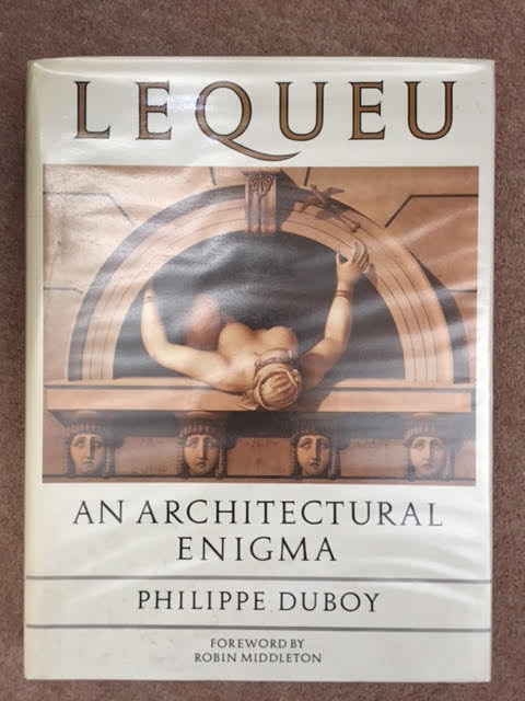 Image for Lequeu : An Architectural Enigma