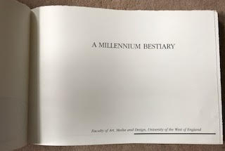 Image for A Millennium Bestiary