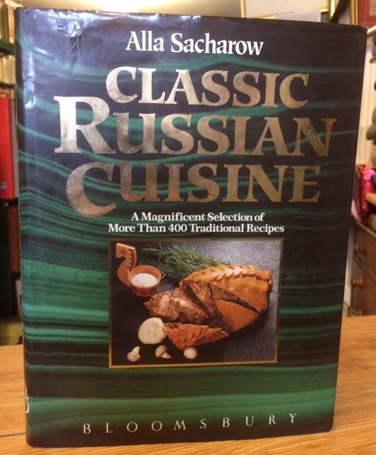 Image for Classic Russian Cuisine