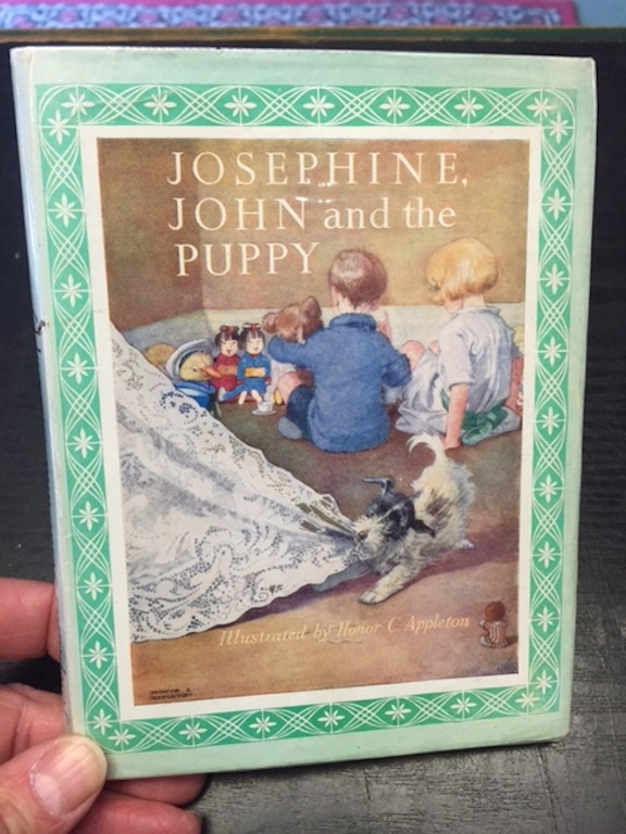 Image for Josephine, John and the Puppy