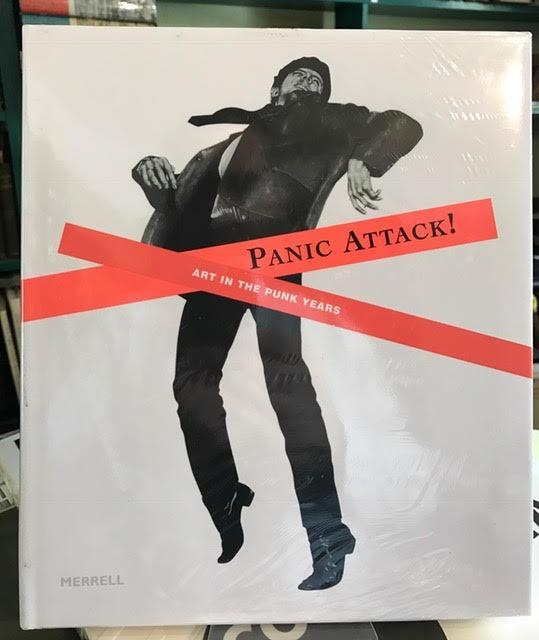 Image for Panic Attack! : Art in the Punk Years