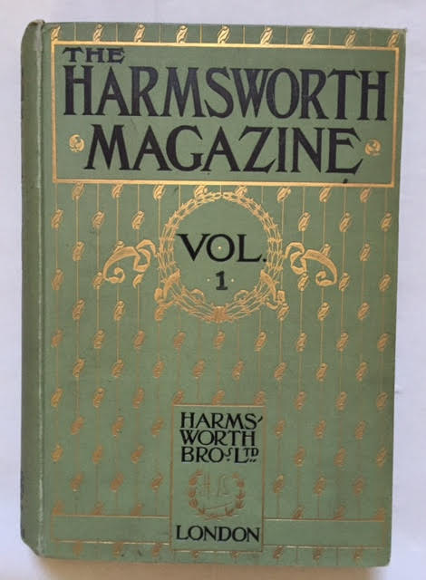 Image for The Harmsworth Monthly Pictorial Magazine Vol 1 1898-9