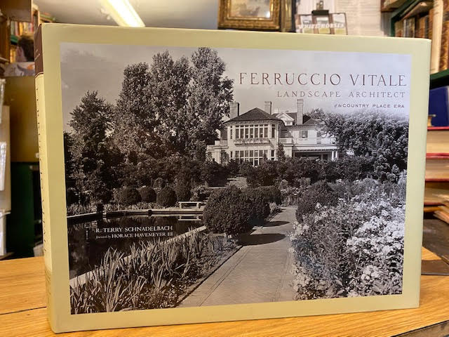 Image for Ferruccio Vitale : Landscape Architect of the Country Place ERA