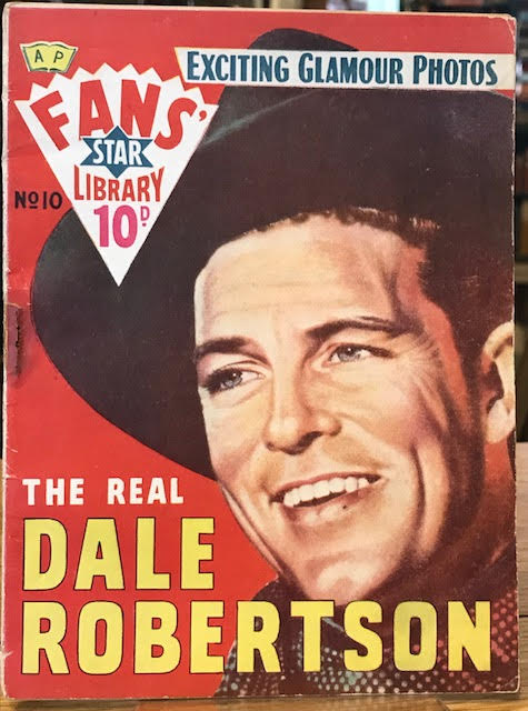 Image for Fan's Star Library No 10 - The Real Dale Robertson
