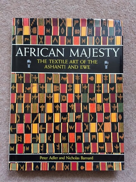 Image for African Majesty: Textile Art of the Ashanti and Ewe