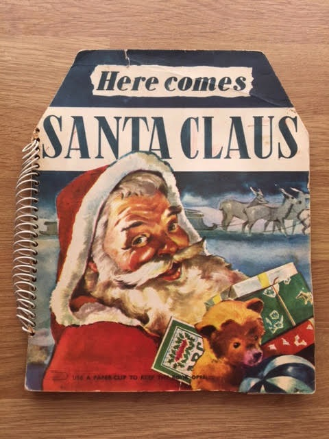 Image for Here Comes Santa Claus