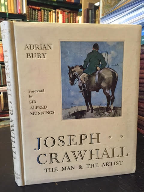 Image for Joseph Crawhall the Man and the Artist