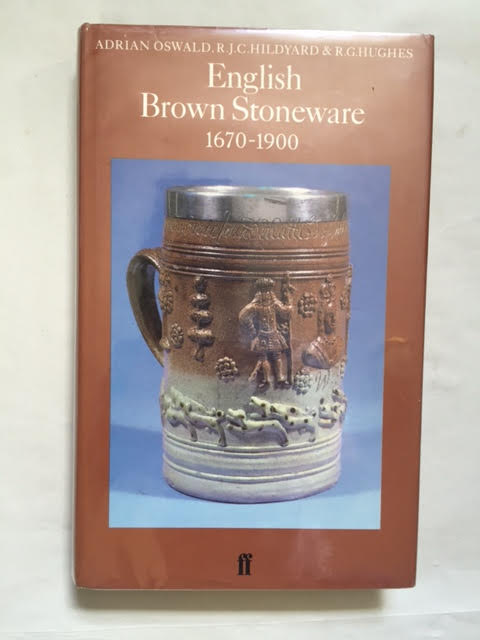 Image for English Brown Stoneware, 1670 - 1900