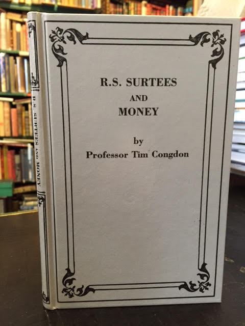 Image for R. S. Surtees and Money
