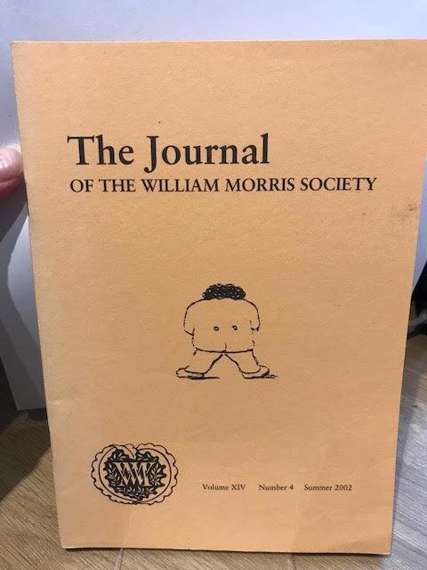 Image for The Journal of William Morris Studies. Volume XIV / 14 , Number 4, Summer 2002