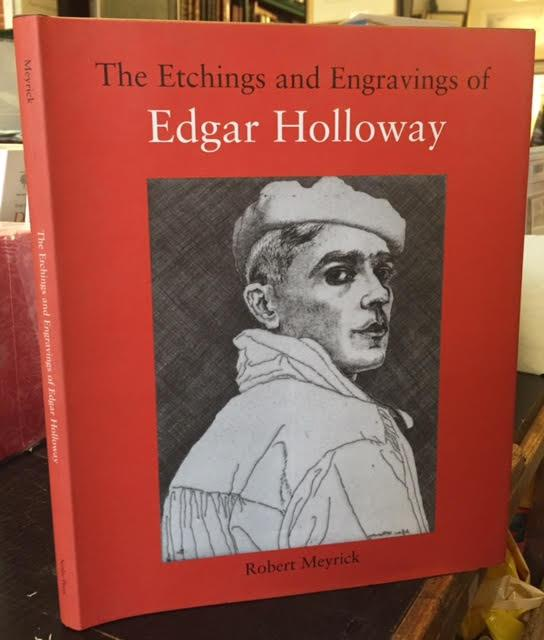 Image for The Etchings and Engravings of Edgar Holloway