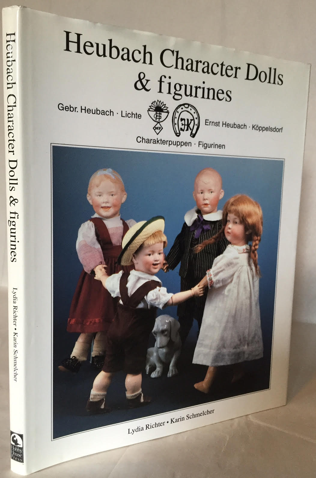 Image for Heubach Character Dolls and Figurines