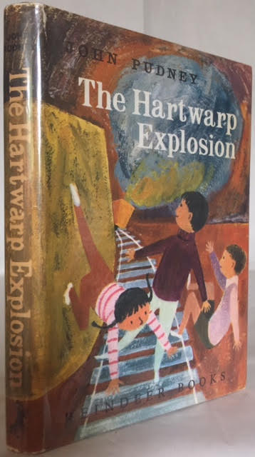 Image for The Hartwarp Explosion