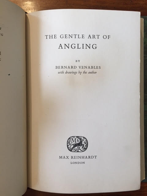 Image for The Gentle Art of Angling