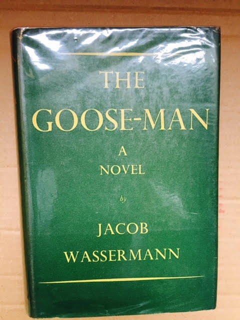 Image for The Goose-Man. A Novel