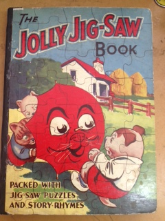 Image for The Jolly Jig-Saw Book