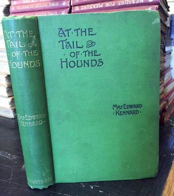 Image for At the Tail of the Hounds