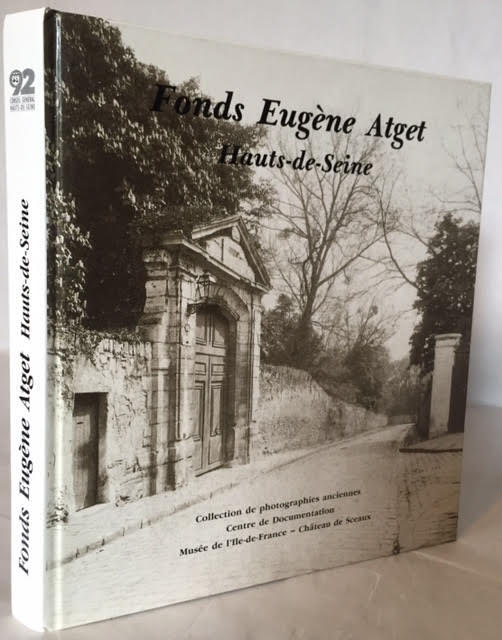 Image for Fonds Atget, Hauts-De-Seine: Catalogue Des Photographies Anciennes