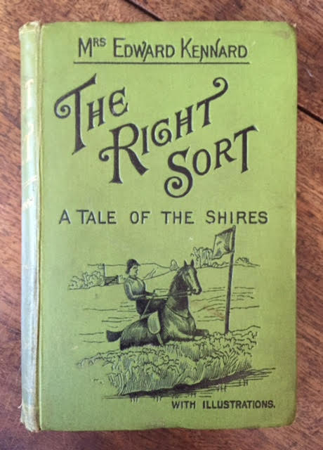 Image for The Right Sort: A Romance of the Shires
