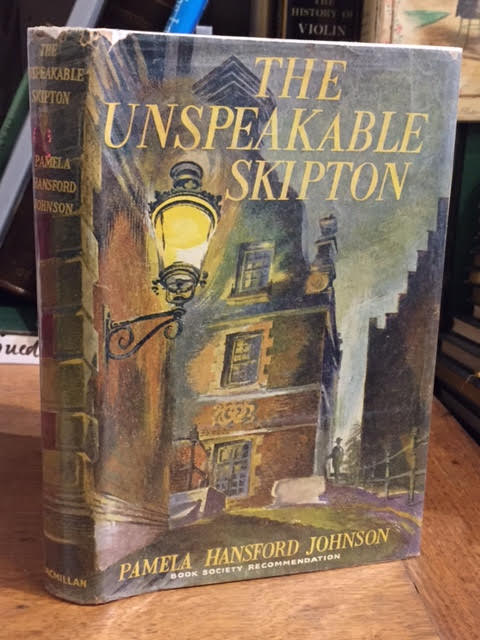 Image for The Unspeakable Skipton