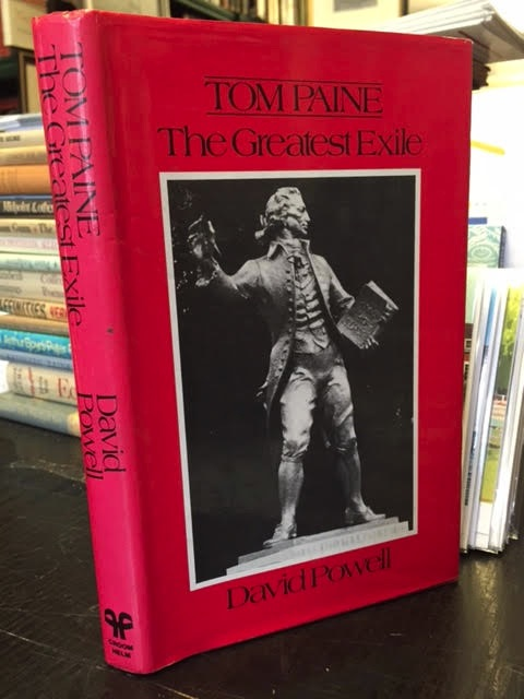 Image for Tom Paine : The Greatest Exile