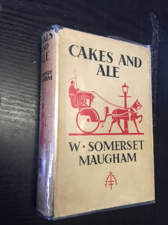 Image for Cakes and Ale or the Skeleton in the Cupboard