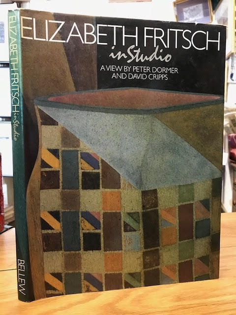 Image for Elizabeth Fritsch in the Studio
