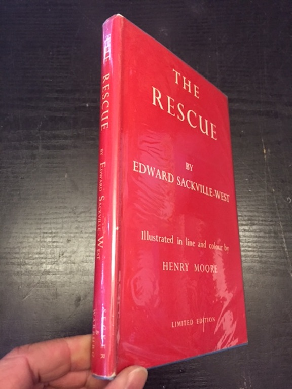 Image for The Rescue: A Melodrama For Broadcasting Based On Homer's Odyssey
