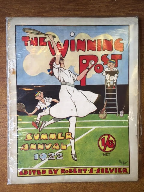 Image for The Winning Post Summer Annual 1922
