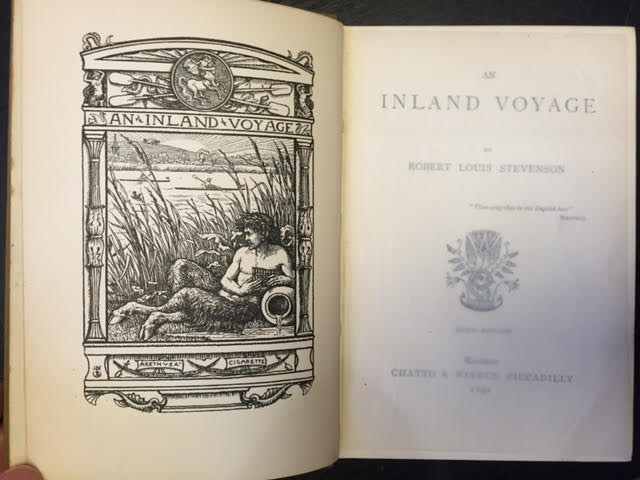 Image for An Inland Voyage