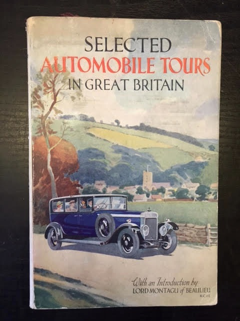 Selected Automobile Tours in Great Britain