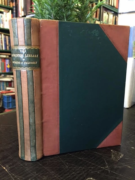 Coursing and Falconry (the Badminton Library of Sports and Pastimes)