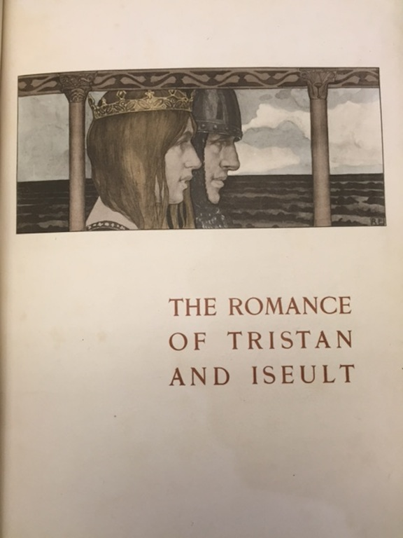 Image for The Romance of Tristan and Iseult