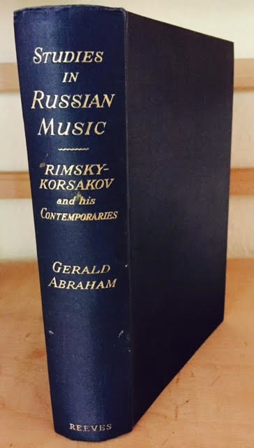 Image for Studies In Russian Music: Critical Essays on the Most Important of Rimsky-Korsakov's Operas, Borodin's 'Prince Igor' ...