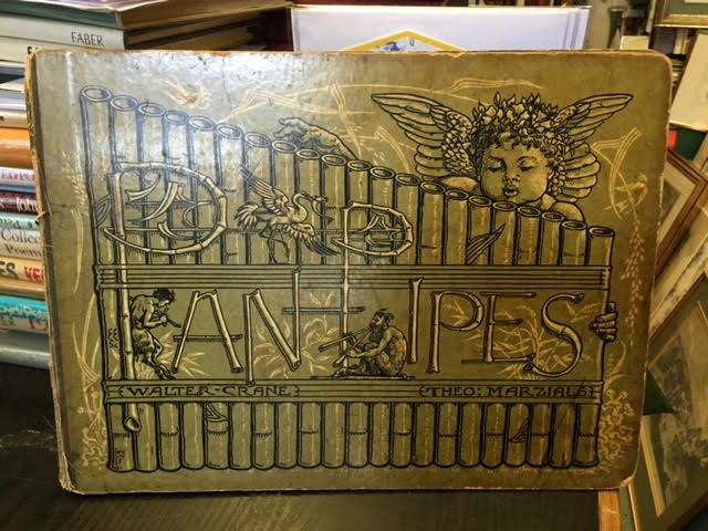 Image for Pan-Pipes a Book of Old Songs