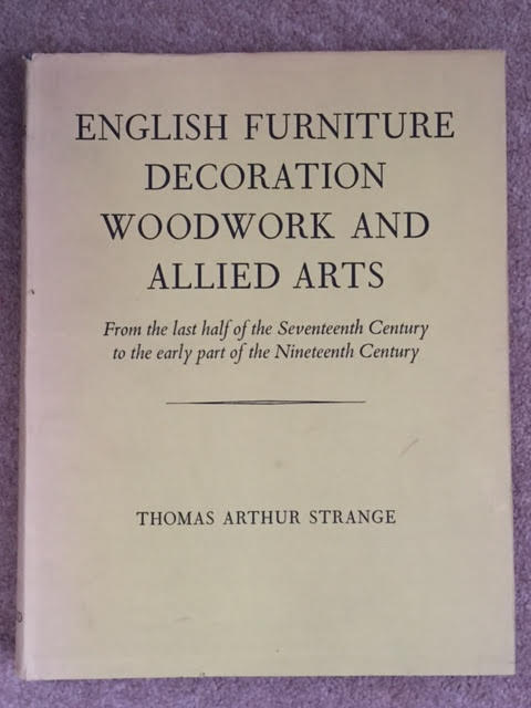 Image for English Furniture Decoration Woodwork and Allied Arts from the Last Half of the 17th Century to the Early Part of the 19th Century