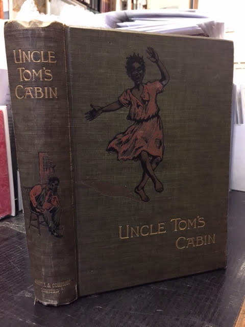 Image for Uncle Tom's Cabin a Tale of Life Among the Lowly