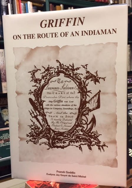 Image for Griffin: On the Route of an Indiaman