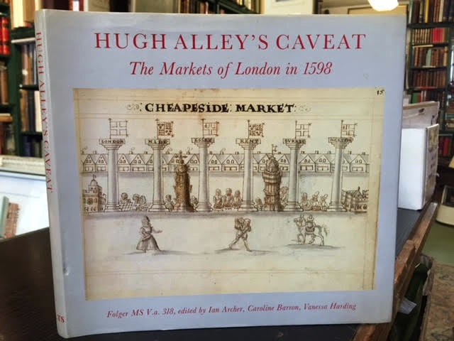 Image for Hugh Alley's Caveat: Markets of London in 1598