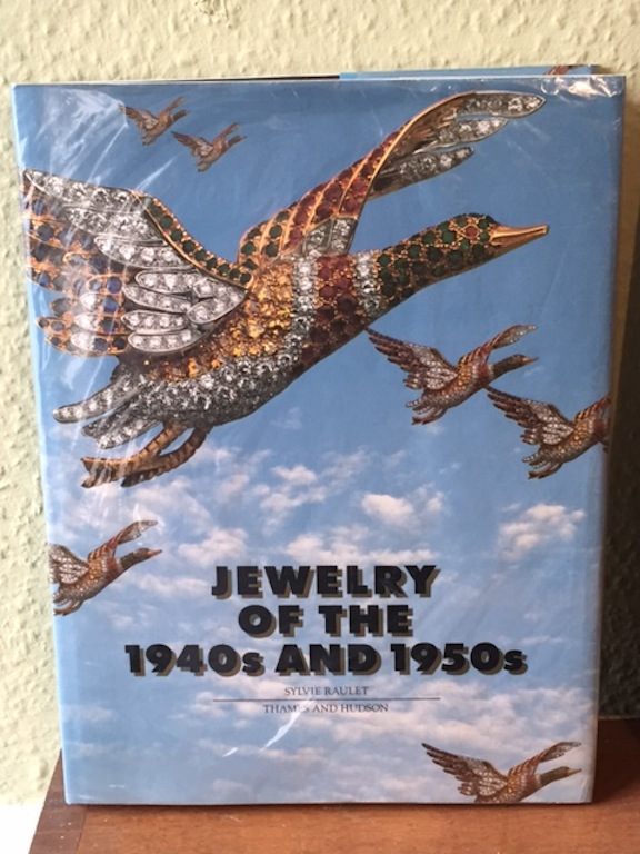 Image for Jewelry of the 1940's and 1950's     [ Jewellery ]