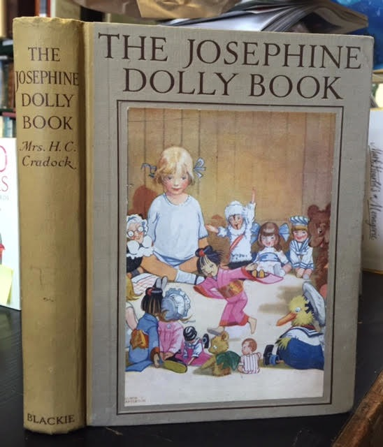 Image for The Josephine Dolly Book - Josephine's Happy Family ; Josephine, John and the Puppy ; Josephine is Busy