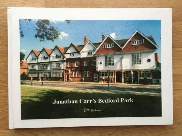 Image for Jonathan Carr's Bedford Park
