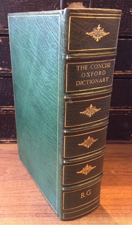 The Concise Oxford Dictionary of Current English  Based On The Oxford English Dictionary and Its Supplements