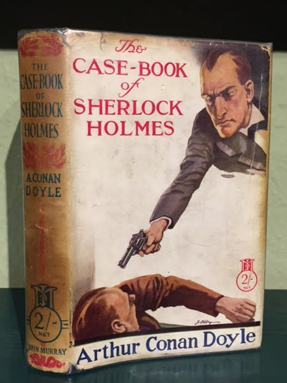 Image for The Case-Book of Sherlock Holmes