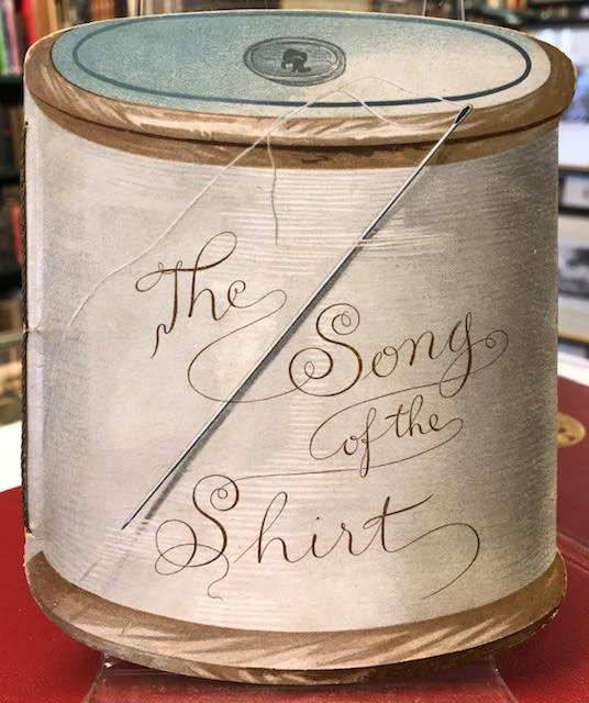 Image for The Song of the Shirt