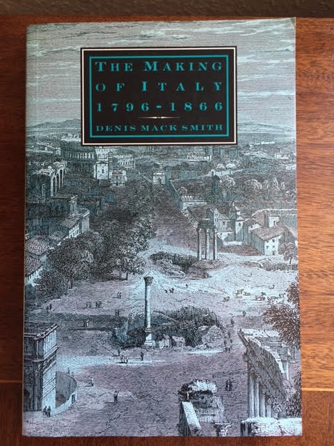 Image for The Making of Italy 1796-1866