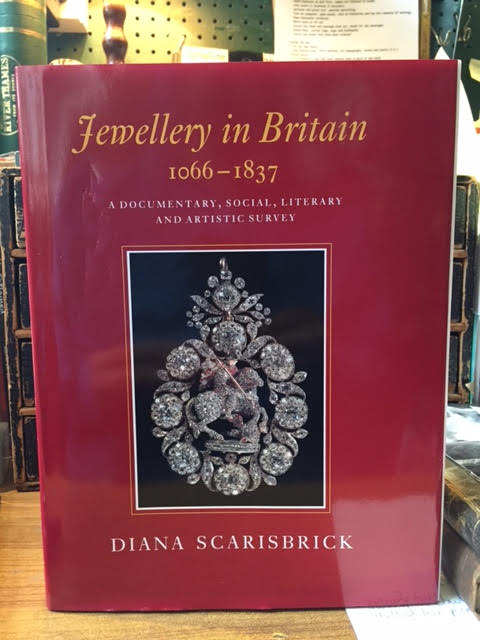 Image for Jewellery in Britain, 1066-1837 - A Documentary, Social, Literary and Artistic Survey (Jewelry)