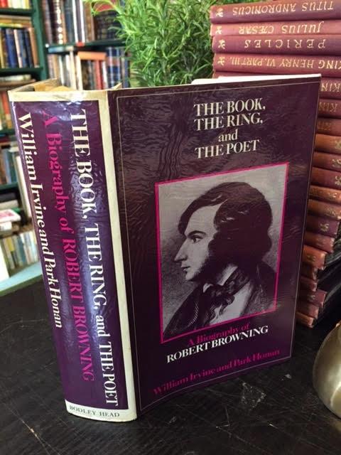 biography of robert browning poet