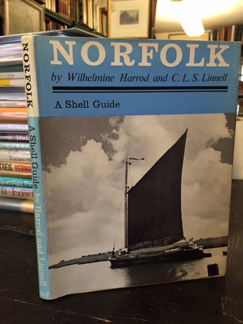 Image for Norfolk. A Shell Guide